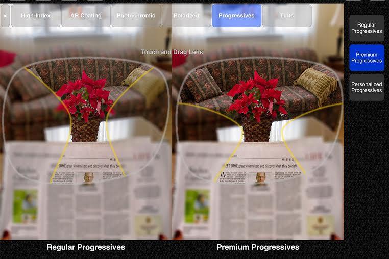 basic vs premium progressive
