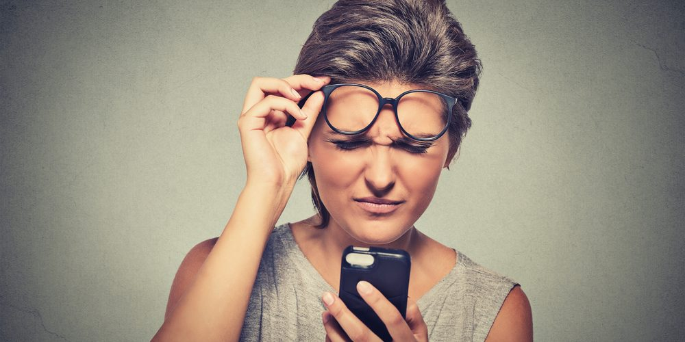 Eye Muscle Stimulation May Delay the Need For Reading Glasses
